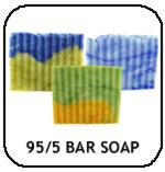 95/5 Bar Soap
