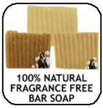 Fragrance Free Bar Soap