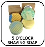 5 O'Clock Shaving Soap