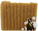 Goat Milk & Oatmeal Fragrance Free Soap