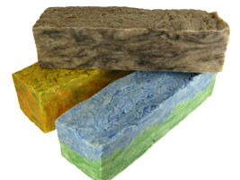 SOS  (slabs of soap) - Crinkle Cut